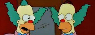 Desvelado uno de los grandes misterios de 'Los Simpsons': por qué Homero y Krusty son casi idénticos