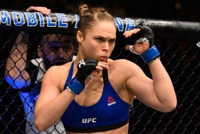 UFC: la ex campeona Ronda Rousey asegura que las peleas de la WWE son una farsa