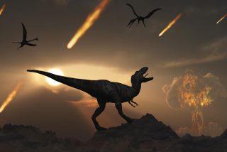 """Los insólitos dinosaurios del Jurásico que sobrevivieron a un """"tierra de fuego"""""""