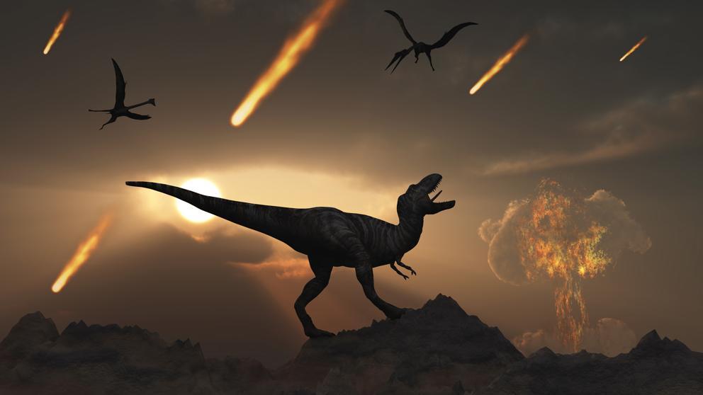Júpiter fue 'cómplice' en la desaparición de los dinosaurios
