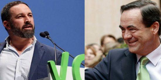 Santi Abascal sacude lo suyo a José Bono tras desbocarse el millonario socialista contra VOX