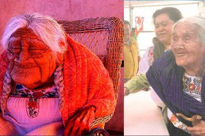 ¿Esta abuela es la inspiración de mamá Coco? A pesar del increíble parecido y de su familia el director de la película lo sigue negando