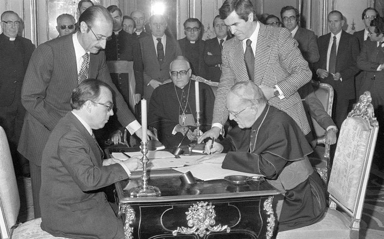 Cuarenta años de Acuerdos Iglesia-Estado. ¿Y ahora qué?