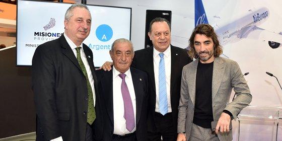 FITUR 2019: Air Europa unirá Madrid con las Cataratas del Iguazú