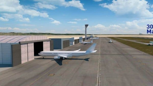Air City Madrid Sur, el proyecto de un segundo aeropuerto para la región suscita opiniones muy contradictorias
