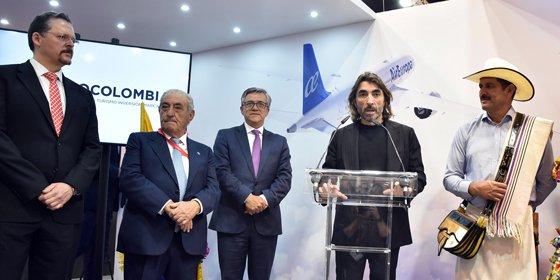 FITUR 2019: Air Europa presentó su nueva ruta a Medellín