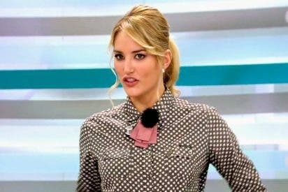 "Alba Carrillo se postula para novia 'cachonda' de Albert Rivera: ""Yo te ayudo a superar tu divorcio"""