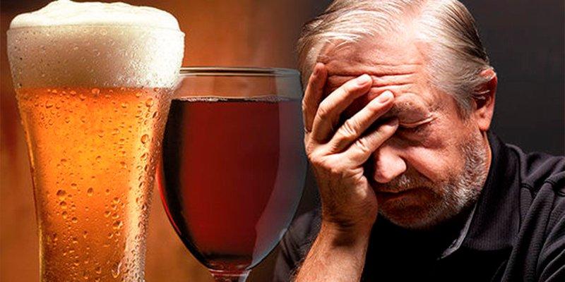 ¡Nuevo peligro del consumo excesivo de alcohol!
