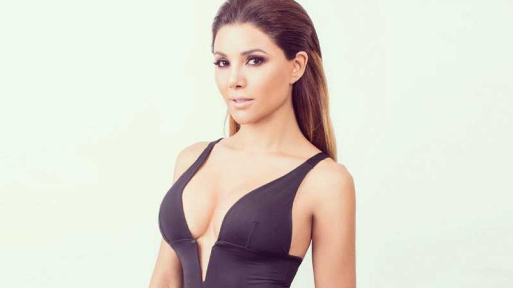 La mexicana Aleida Núñez lo muestra todo con unos 'yoga pants'