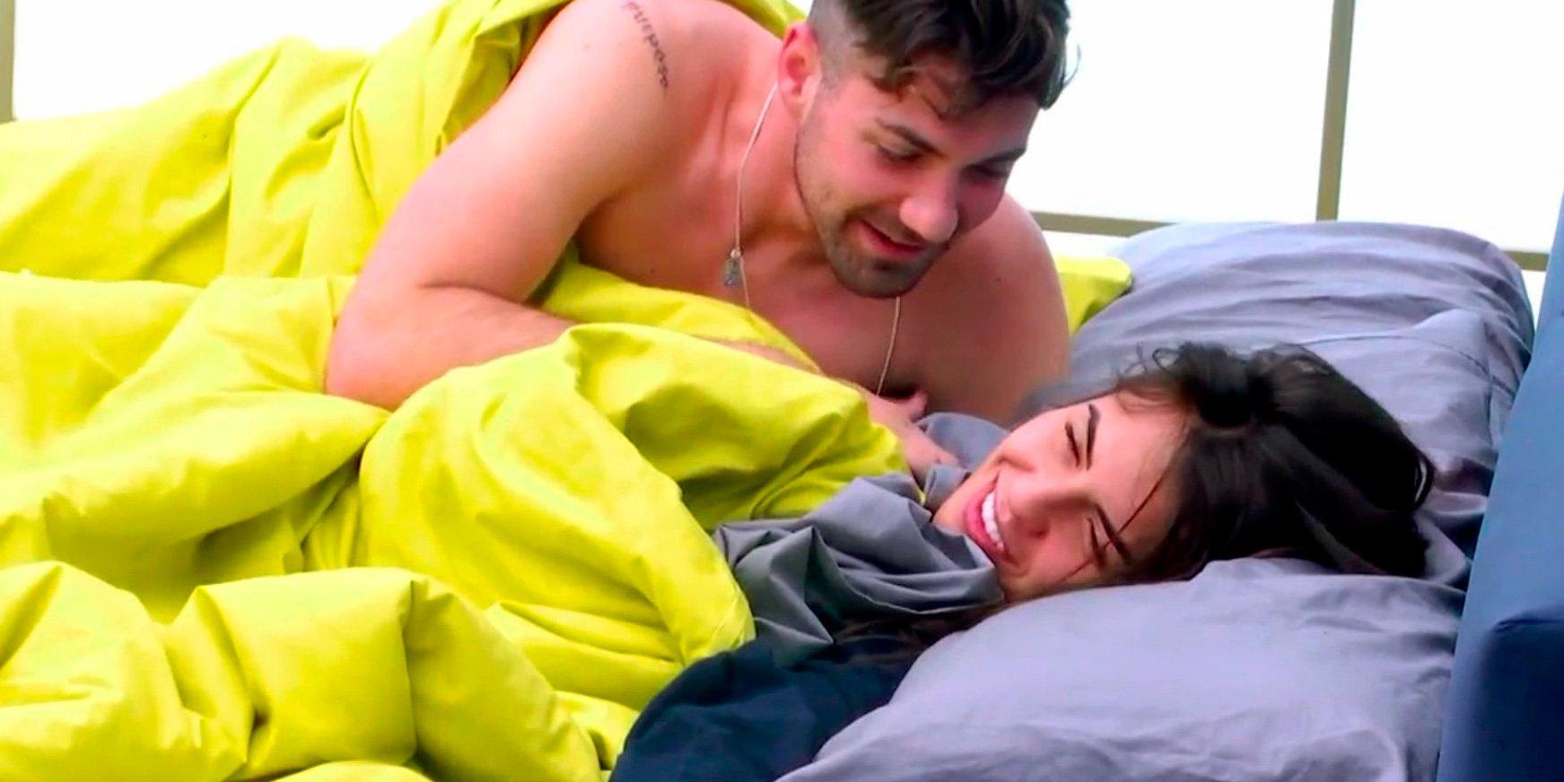 El 'edredoning' de Sofia y Alejandro humedece las sabanas de la casa de 'GH DUO'