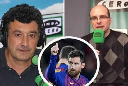 """Brutal enganchón en Onda Cero entre Alfredo Martínez y MisterChip: """"¡No te metas en mi narración!"""""""
