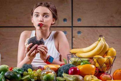 ¿Sabes cuáles son los alimentos con calorías negativas? ¡Adelgaza comiendo!