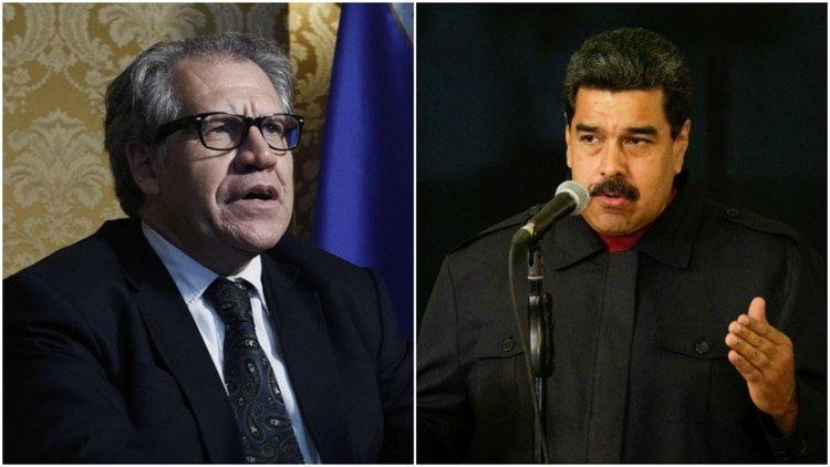 Venezuela: La OEA estudia qué hacer el día de la posesión de Nicolás Maduro