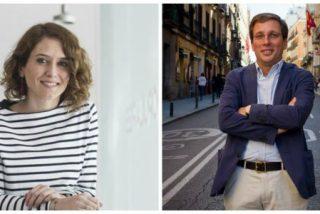 Díaz Ayuso y Martínez Almeida, dos jóvenes sin complejos para que el PP gane la batalla de Madrid