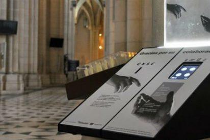Donativos con tarjeta y móvil, por primera vez en los templos de Bilbao