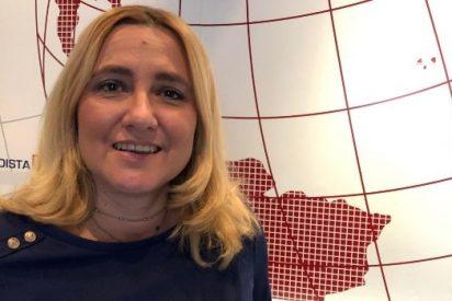 """Almudena Negro (La Razón): """"Errejón es populismo puro y su ruptura con Podemos beneficia a Pedro Sánchez"""""""