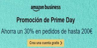 Amazon Business, (30% descuento en pedidos de hasta 200 € - promoción Prime Day 2020) ✅