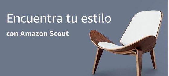 Ideas de decoración baratas con Amazon Scout