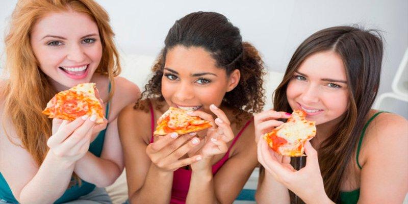 ¿Sabías que el buen humor de los amigos puede ser contagioso?