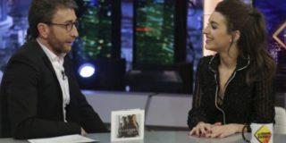Las redes arden por cómo ha aparecido Ana Guerra en 'El Hormiguero'