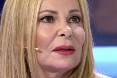 """Ana Obregón, sobre el cáncer de su hijo: """"No hay que hacer drama sobre el drama"""""""