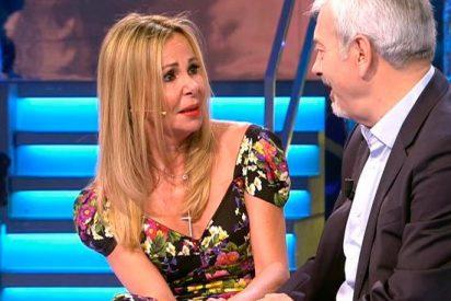 Ana Obregón se derrumba al hablar de la enfermedad de su hijo Alex