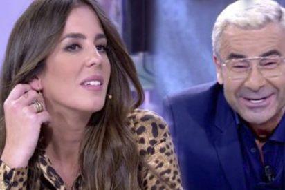 Esta confesión de Anabel Pantoja dejó a Jorge Javier Vázquez doblado de risa