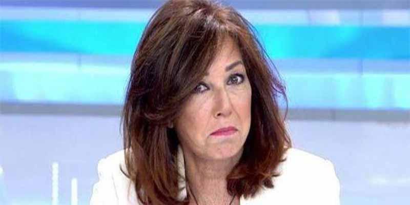 Ana Rosa Quintana plancha a Ortega Smith y a los de VOX que la etiquetaron como 'feminazi'