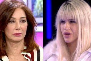 El 'zasca' de Ana Rosa Quintana ante las amenazas de Ylenia Padilla que ha dejado impactado a todo el mundo