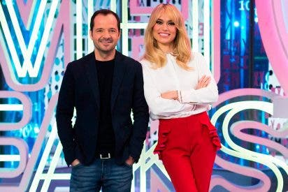 """Movistar+ cancela 'WifiLeaks"""", el programa de Patricia Conde y Ángel Martín."""