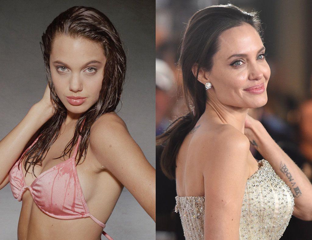 FOTOS: El antes y después de las famosas que se operaron el busto