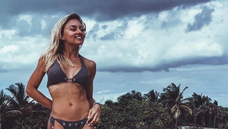 """Te amo, México"": una famosa actriz de Televisa agradece al país en bikini"