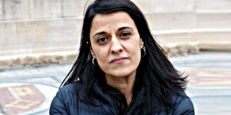 """La desafiante carta de una alicaída Anna Gabriel llamando al """"alzamiento"""" separatista"""