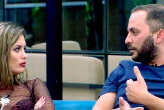 La terrible amenaza de Antonio Tejado a su pareja Candela en 'GH DUO'