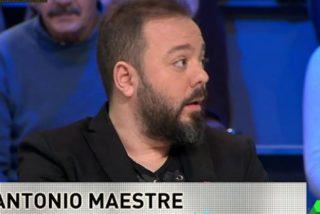 El pijo - obrero Antonio Maestre se retuerce como sanguijuela contra el Rey por su discurso en Cuba