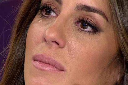 Anabel Pantoja llora en vivo y en directo tras recibir en 'Lecturas' una feroz tunda de Chabelita