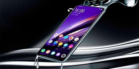 Vivo Apex 2019: El móvil sin puerto de carga, botones, ni cámara frontal