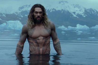 """Las redes contra Jason Momoa ('Juego de tronos'), por unas fotos en bañador: """"Tiene cuerpo de padre sin abdominales"""""""