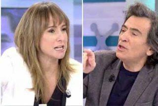Arcadi Espada se mofa del ridículo máximo de Ana Pardo en TV defendiendo la postura venezolana de ZP y Sánchez