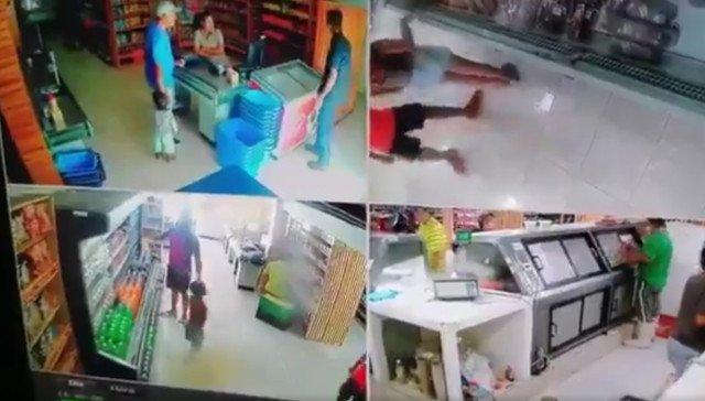 VIDEO: Sicario asesina a un niño de cinco años frente a su familia en la Venezuela chavista