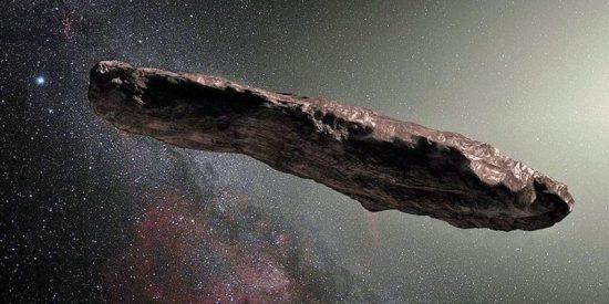 """Avi Loeb, astrónomo de Harvard: """"El asteroide Oumuamua podría ser una sonda dirigida por seres inteligentes"""""""