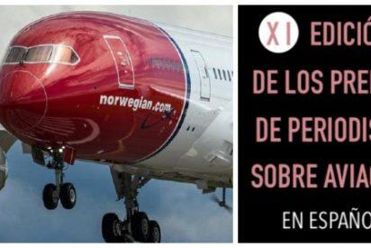 Aviación Digital convoca la undécima edición de su premio de Periodismo sobre Aviación en Español
