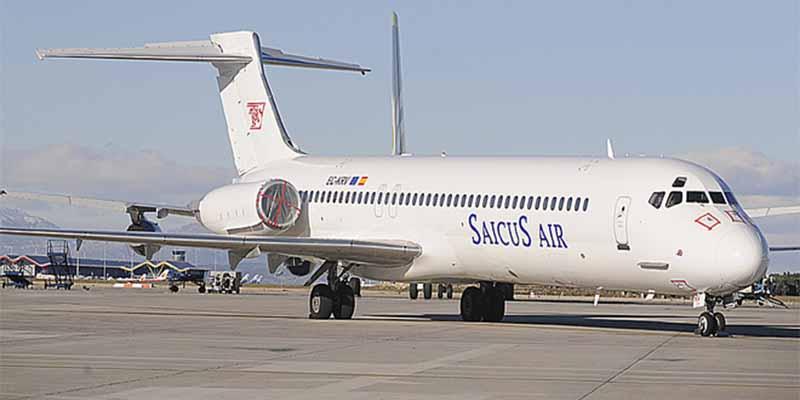 ¡Atención!: Se busca urgentemente al dueño de un avión abandonado en el aeropuerto de Barajas
