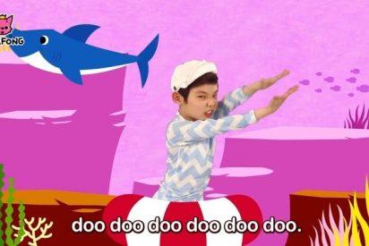 """""""Baby Shark"""", la canción infantil que lo 'peta' en Youtube"""