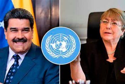 Michelle Bachelet enfrenta al chavismo y detalla su sistema de abusos y torturas