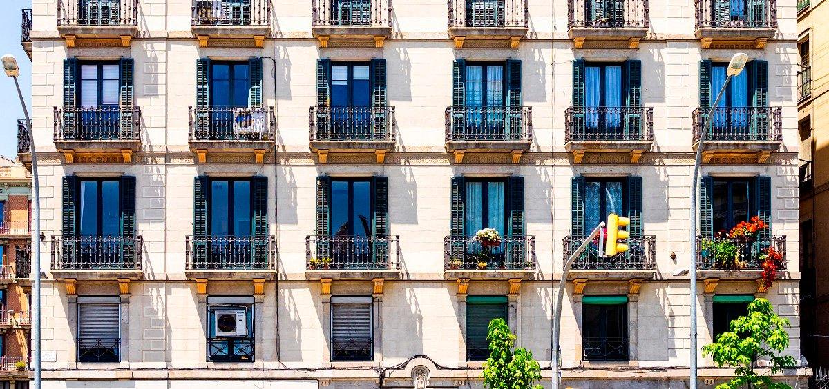 El alquiler de un balcón para la cabalgata de Reyes se debe declarar en Renta
