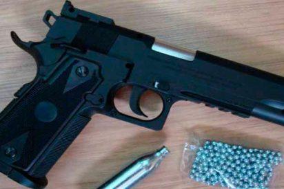 Disparan con perdigón contra un conductor de VTC cuando circulaba por Madrid