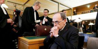 """Barbarin, ante el juez: """"Hice lo que Roma me pidió, que evitase un escándalo público"""""""