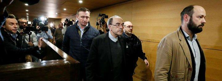 La Fiscalía de Lyon pide la absolución del cardenal Barbarin