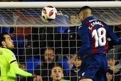 El Levante presenta demanda contra el Barça por alineación indebida